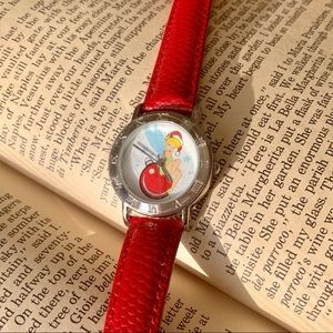 Walt Disney World Special Ed Tinkerbell Wristwatch